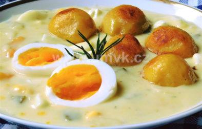 Vajíčková omáčka