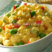 Vajíčkový salát bez majonézy